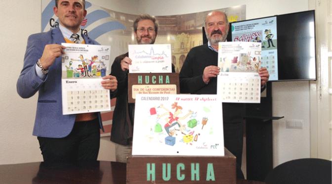 """Calendario """"12 meses, 12 objetivos"""""""