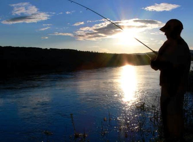 Habilitación on line para obtener la licencia de pesca en La Rioja