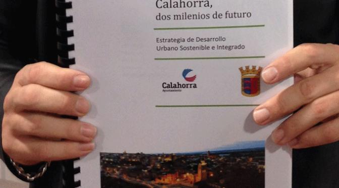 """Más de 1,960 millones de Euros para Calahorra gracias al proyecto EDUSI """"Calahorra, dos milenios de futuro"""""""