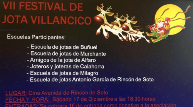 VII Festival de Jota Villancico