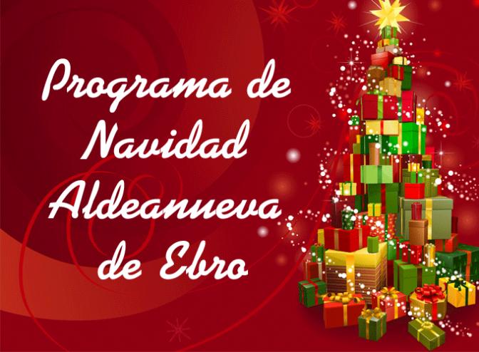 Navidad y Fiestas en Aldeanueva de Ebro