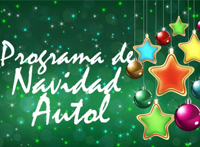 Actos navideños en Autol