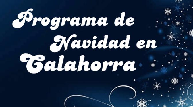 Actos navideños en Calahorra