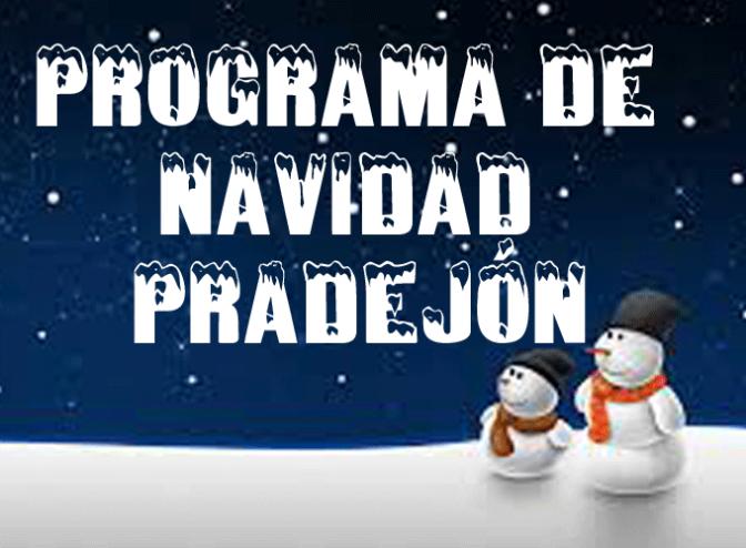 Actos navideños de Pradejón