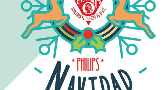 Actos navideños de la Peña Philips