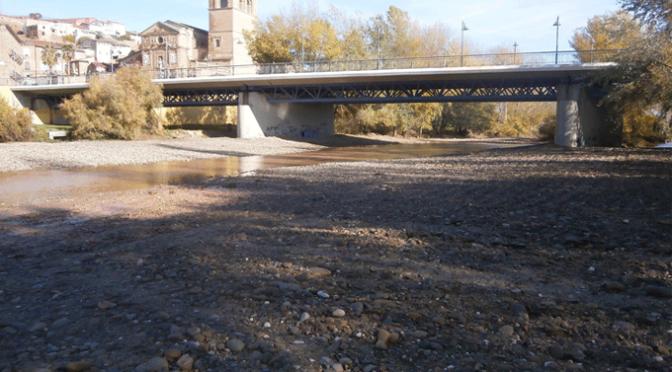 Acondicionamiento rio Cidacos en Calahorra