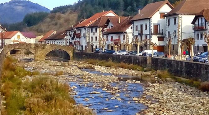 Los paisajes de Navarra, obra repleta de sugerencias para realizar 52 recorridos por la Comunidad