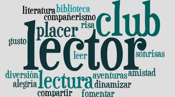 Inicio de las reuniones del Club de Lectura