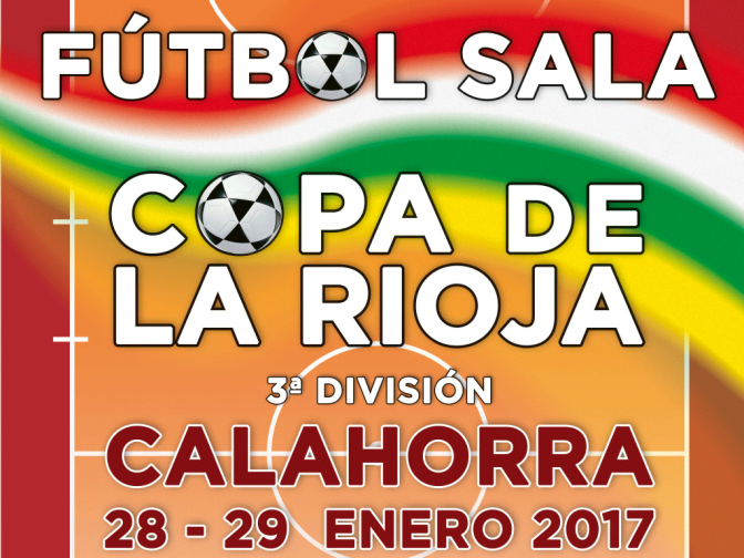Realizado el sorteo de equipos para la Copa de La Rioja de Futbol Sala