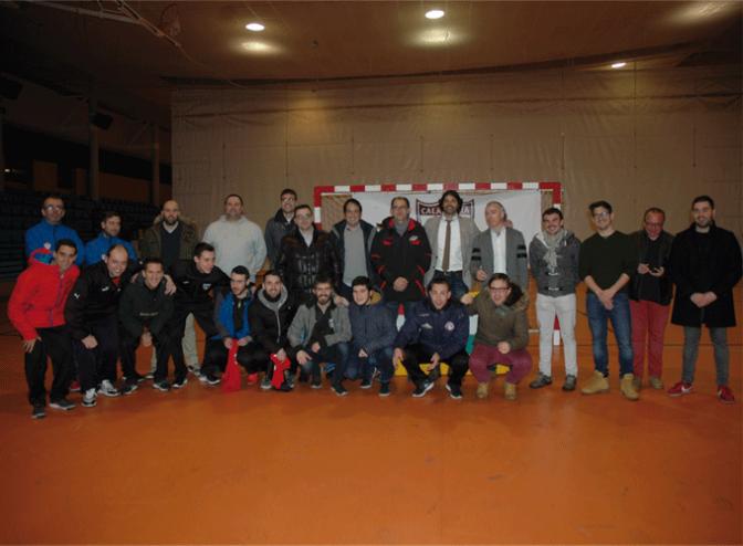 EL fútbol sala protagonista este fin de semana en Calahorra