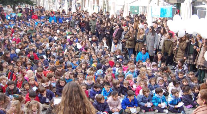 Teresianas celebra el Dia de la Paz