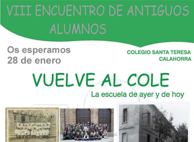 VIII Encuentro de Antiguos Alumnos de Santa Teresa