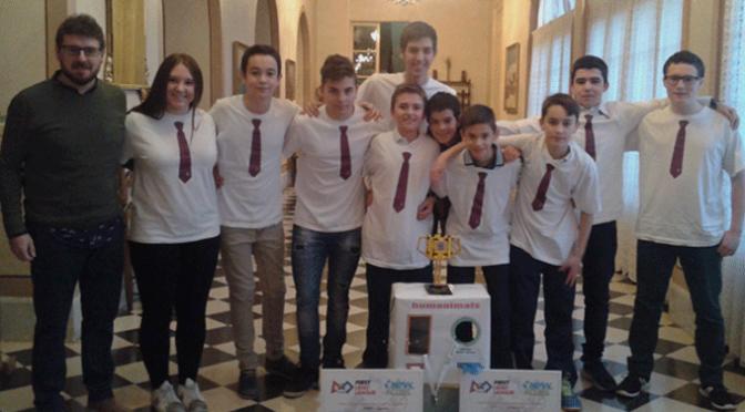 La Rioja Baja protagonista en la First Lego League