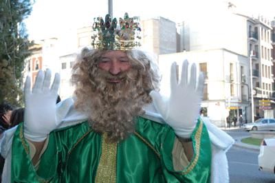 Ya han llegado los Reyes Magos
