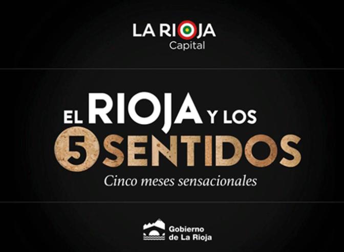 'El Rioja y los 5 Sentidos' arranca en febrero