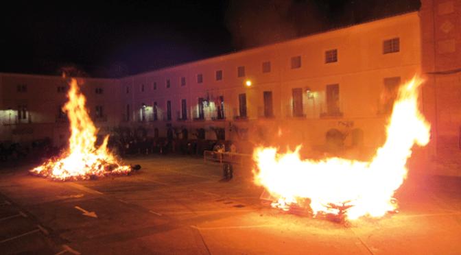 Esta tarde Alfaro celebra San Antón