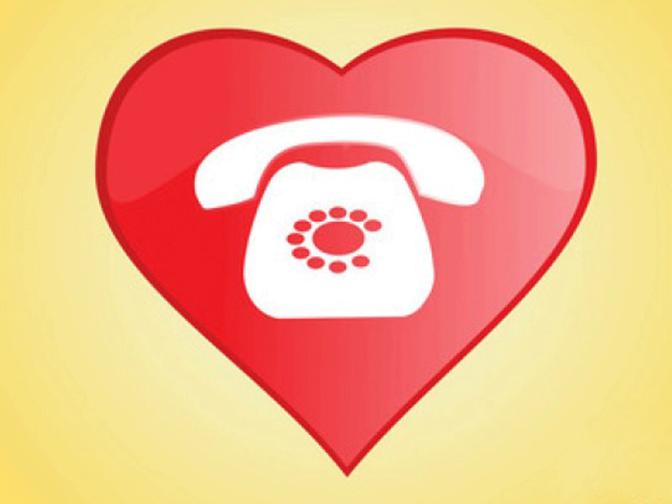 Servicio telefónico atendido por profesionales de la salud 24 horas 365 día al año