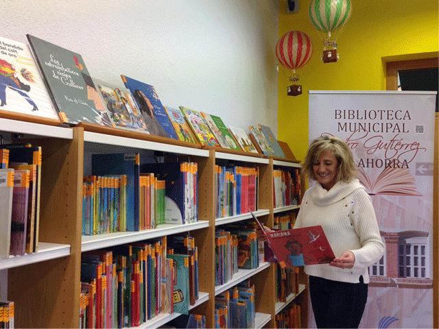 """Balance de la actividad de la Biblioteca municipal """"Pedro Gutiérrez"""" durante el año 2016"""