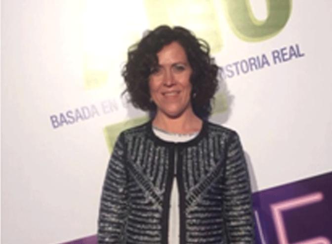 Socia de Honor 2017 de la Peña Calagurritana