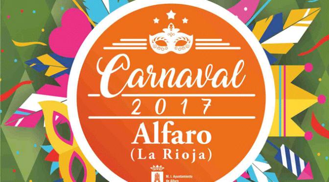 Carnaval 2017 en Alfaro
