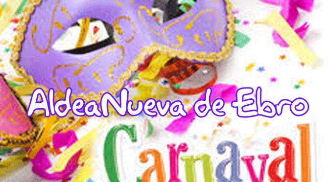 Disfruta de los Carnavales 2018 en Aldeanueva de Ebro