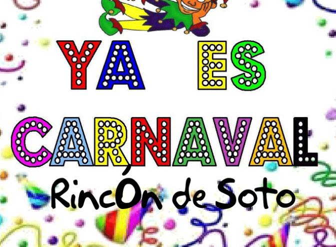 El sábado Carnaval en Rincón de Soto