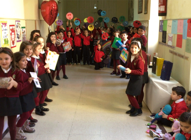 Agustinos celebra el Día de la Educación Emocional