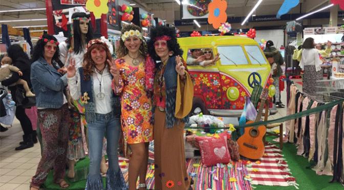 Eroski se suma al carnaval de Calahorra
