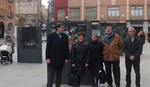 Exposición al aire libre  'Medio Ambiente en La Rioja'