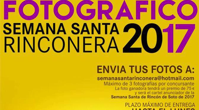 Concurso fotográfico de la Semana Santa Rinconera