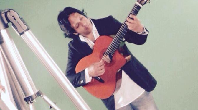 Masterclass con Jesús Carbonel