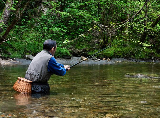 Dos semanas más para los pescadores riojanos