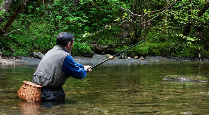 Pruebas para obtener la licencia de pesca en La Rioja