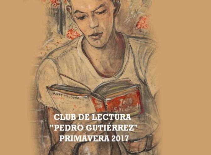 """Nuevo Club de Lectura """"Pedro Gutiérrez"""""""