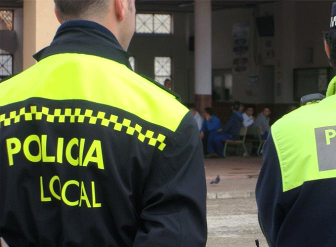 Plan de formación de Policía Local  2017