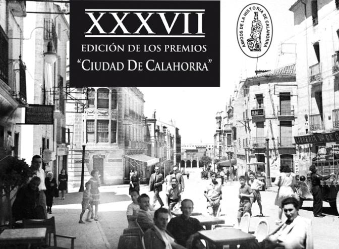 """Convocatoria concurso """"Ciudad de Calahorra"""""""
