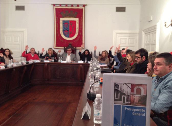 Aprobado el presupuesto para 2017  en Calahorra