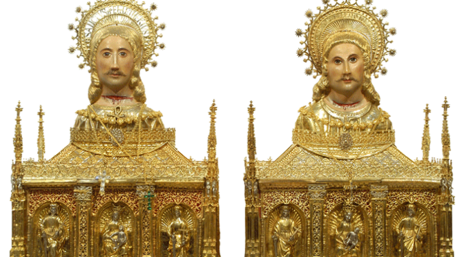 La Cofradía de los Santos Mártires Emeterio y Celedonio de Calahorra, celebrará su día