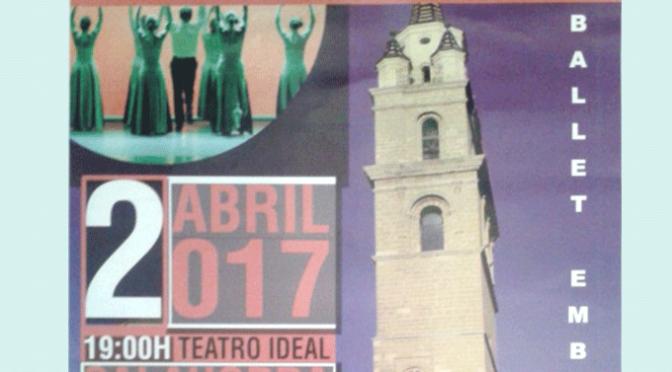 El domingo Gala de danza española