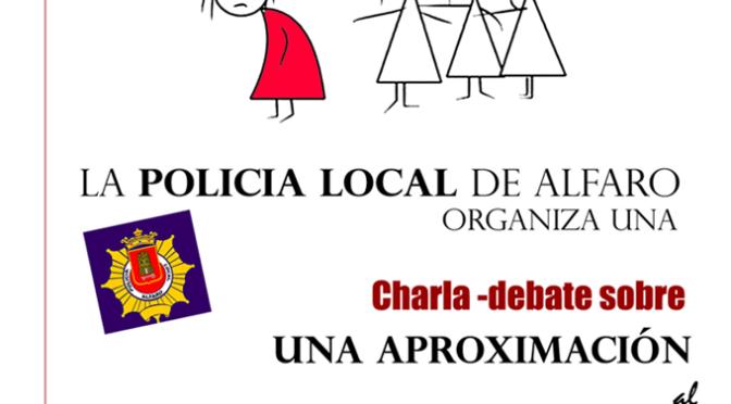 Charla-debate sobre el fenómeno del 'Acoso escolar'