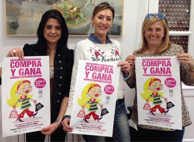 Vuelve la campaña Compra y gana en el comercio de Calahorra