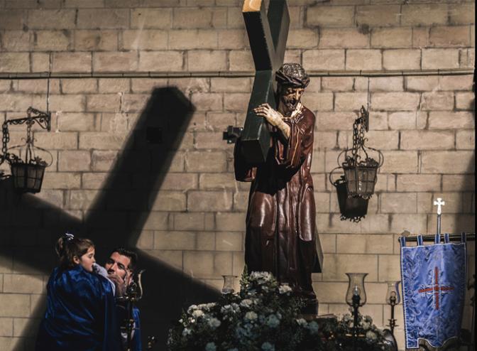 Inauguración exposición de fotografías de la Semana Santa Calagurritana