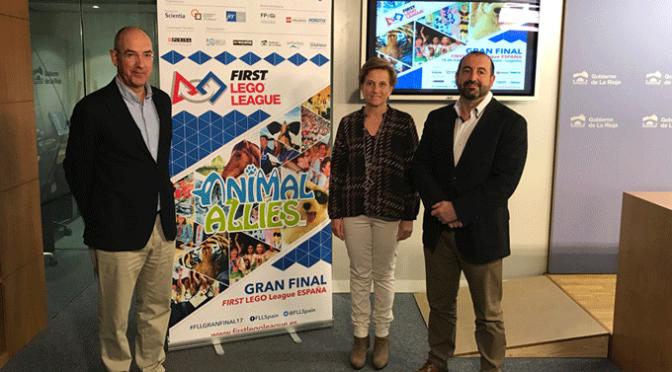 Logroño acoge la Gran Final FIRST LEGO League España en la que participarán 600 jóvenes