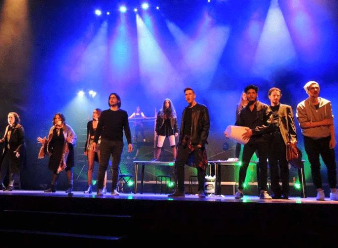 """El son del jazz estrenará su nueva comedia musical """"Proclamar"""" el 6 y 7 de Mayo en el Teatro Ideal de Calahorra"""