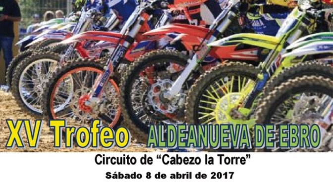 XV Trofeo Aldeanueva de Ebro