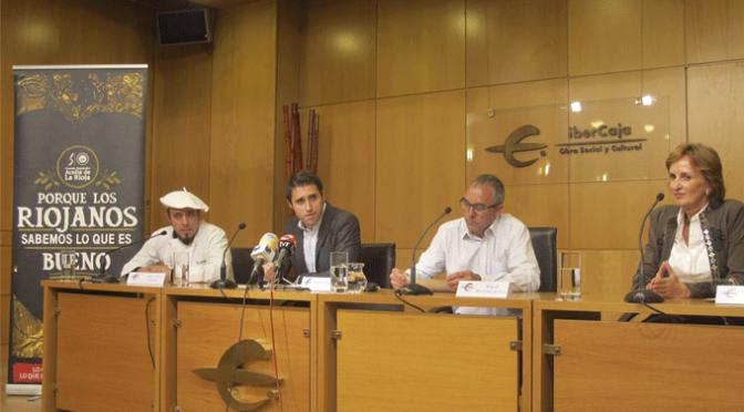 La III Jornada del Aceite de La Rioja se celebrará el 5 de mayo con un programa de actividades centrado en los sellos de calidad europeos
