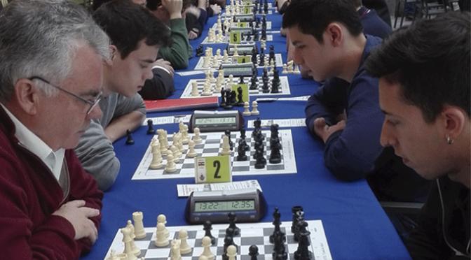 """IV Torneo de Ajedrez """"Entreviñas"""""""