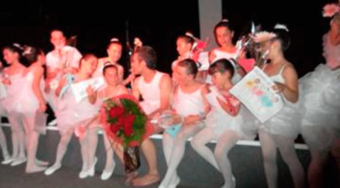 Dia de la internacional de danza en San Adrián