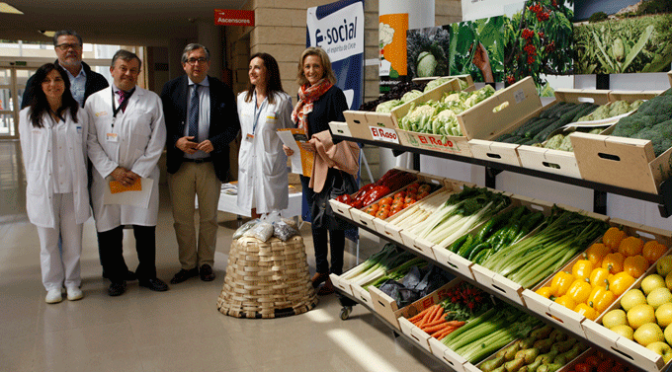 Fundación Hospital Calahorra promueve estilos de vida saludables en las XXI Jornadas Gastronómicas de la Verdura de Calahorra