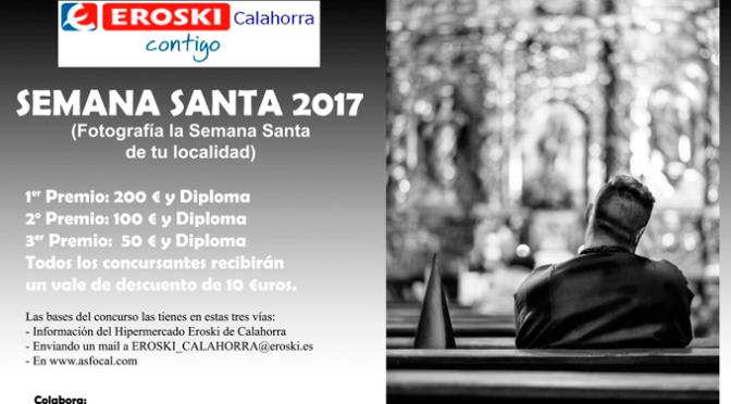 """VI concurso fotográfico: """"La Semana Santa en tu localidad"""""""